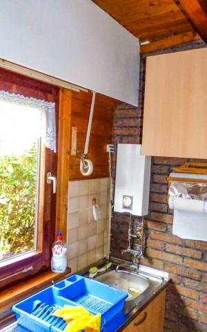 Küchenzeile Ferienhaus Conneforde