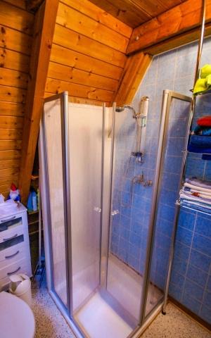 Dusche Ferienhaus Conneforde
