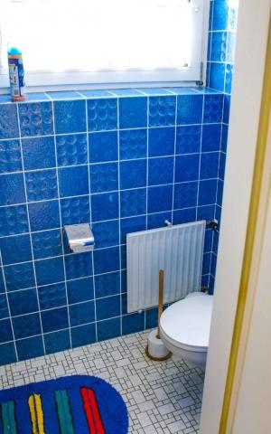 Toilette Ferienwohnung Rastede