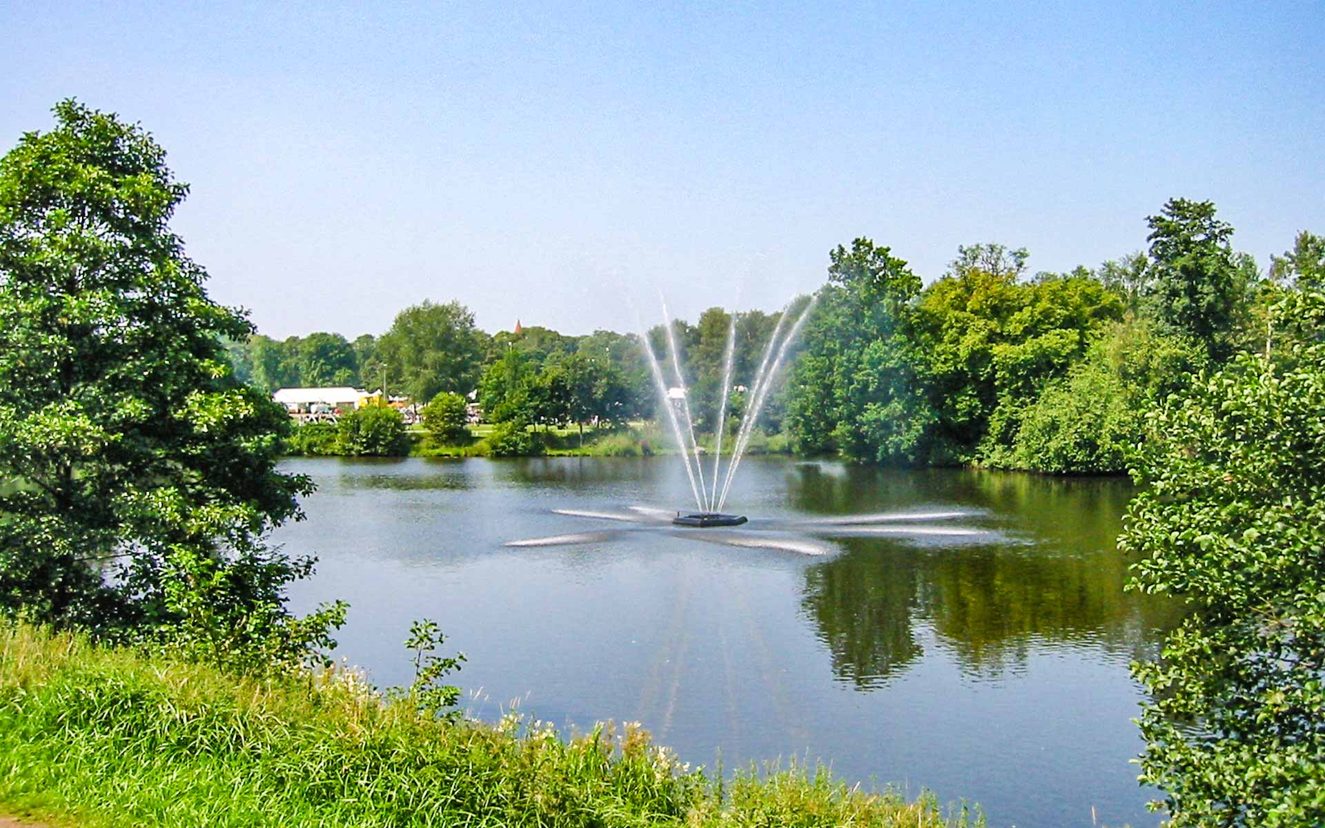 Schloßpark Rastede