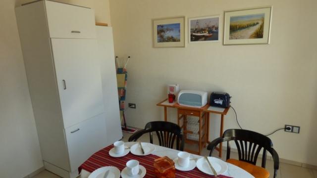 Küche Ferienwohnung Rastede