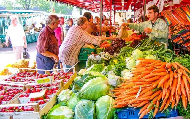 Wochenmarkt Rastede